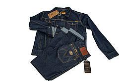 Джинсовая куртка MONTANA 1028 LEGEND 01
