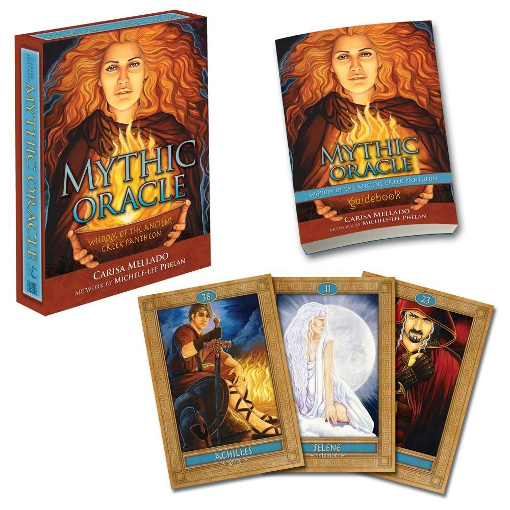 Mythic Oracle: Wisdom of the Ancient Greek Pantheon