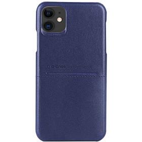 "Шкіряна накладка G-Case Cardcool Series для Apple iPhone 11 (6.1"")"