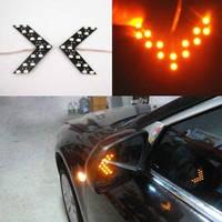 Повторитель поворотников боковых зеркал LED, фото 1
