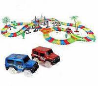 Гибкая игрушечная дорога Magic Tracks 360 шт