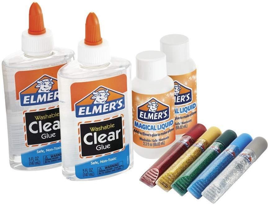 Набор для слаймов Elmers Клей Элмерс США Elmer's Slime