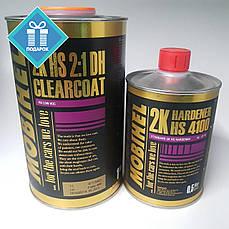 Лак акриловый Mobihel (Мобихел) HS 2+1 DH с отвердителем 4100 (комплект 1,5л)