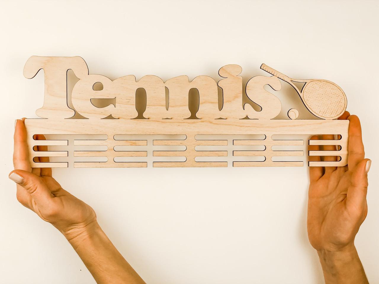 """Медальница """"Теннис Большой"""", LaserBox"""