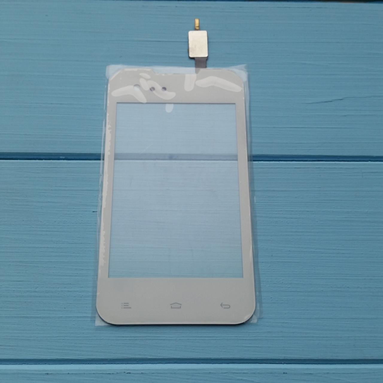 Сенсорный экран Fly IQ237 White