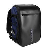 Дорожный рюкзак U-TRAVEL синий от MAD | born to win™