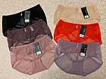 Кружевные женские трусы, трусики модные модельные \|/, фото 2