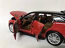 Коллекционная машинка Land Rover Range Rover Velar 1:32 красная, фото 5