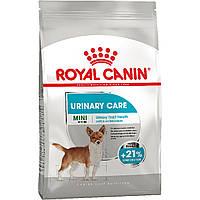 Сухой корм 1 кг для мелких пород с чувствительной мочевыделительной системой Роял Канин / MINI URINARY CARE