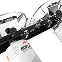 Плита газовая туристическая двухконфорочная Kovea Handy Twin Stove KB-N9110, фото 5
