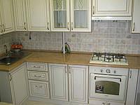Кухни МДФ с патиной на заказ, фото 1
