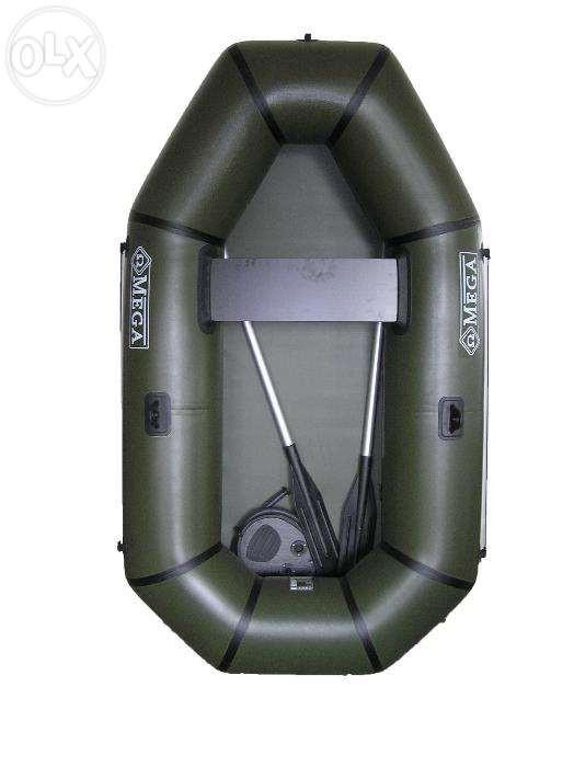 Лодка пвх надувная облегченная гребная omega дельта 210