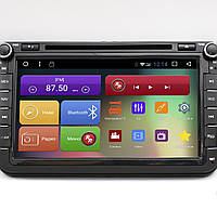 Штатная автомагнитола для Volkswagen, Seat, Skoda Android 7.1.1 (Nougat) Redpower 31004 DVD IPS