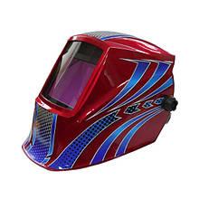 Маска зварювальна хамелеон WH-8612H Racer