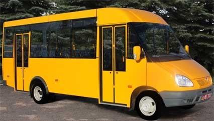 Автобус общего назначения  РУТА 25