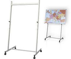 Подставка мобильная 2х3 металлическая для больших досок от 100 х 150 до 120 х 180 см