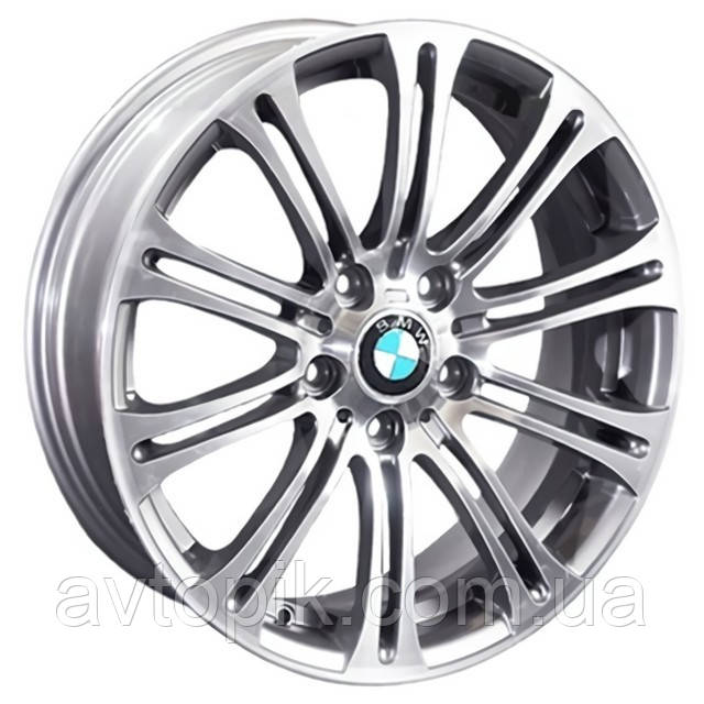 Литые диски Replica BMW (B536) R22 W9.5 PCD5x112 ET37 DIA66.6 (GMF)