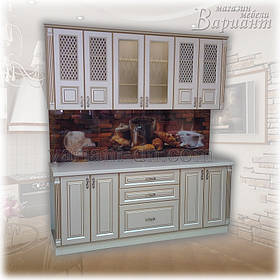 Кухня Италия 2м модульная