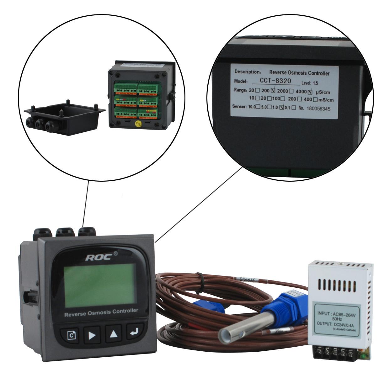 Контроллер CCT-8320 для систем обратного осмоса
