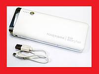 Power Bank 20000 mAh 3xUSB Глянец, фото 1
