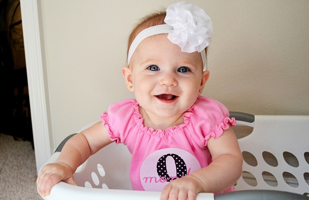 Мама, я родился: девятый месяц