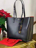 Класична жіноча сумка SAINT LAURENT Sac de Jour 26 см (репліка), фото 1