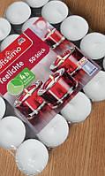 Свечи таблетки, в алюминиевом корпусе, 50штук в упаковке