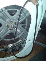 Замена ремня на стиральной машинке в Луганске