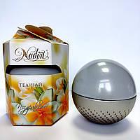 Чай подарочный черный  Орхидея  100г ТМ NADIN