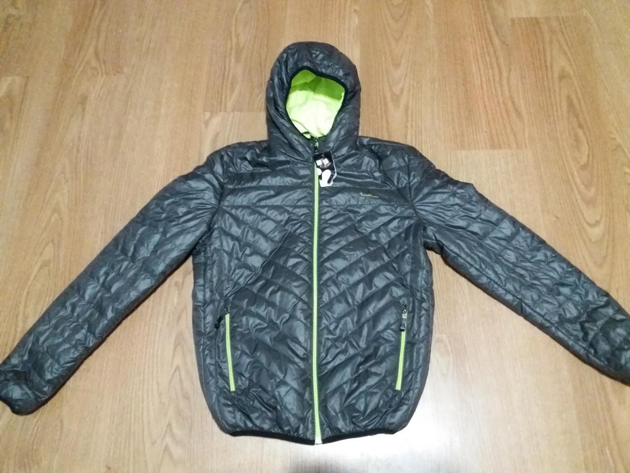 Мужская куртка-ветровка р.S (44-46)