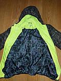 Мужская куртка-ветровка р.S (44-46), фото 2