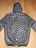 Мужская куртка-ветровка р.S (44-46), фото 4
