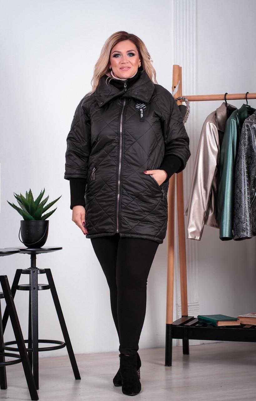 Куртка жіноча 1188ну батал