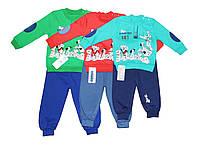 Костюм детский трикотажный двойка для мальчика. Canisi 2394