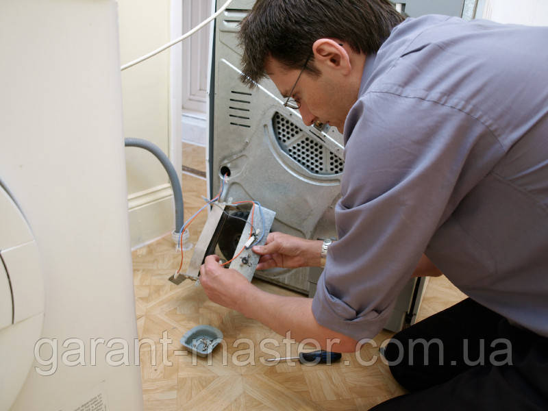 Установка стиральных машин в Черкассах