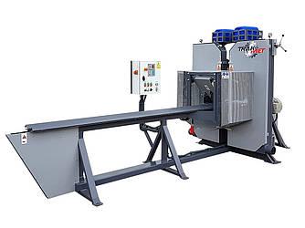 Промышленная вертикальная ленточная пила Trak-Met PRPn-2