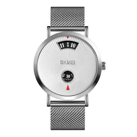Skmei 1489 серебристые оригинальные часы