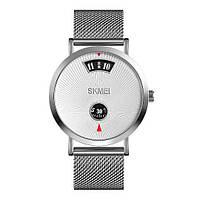 Skmei 1489 серебристые оригинальные часы, фото 1