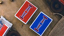 Карты игральные | Vintage Feel Jerry's Nuggets (Blue) Playing Cards, фото 3