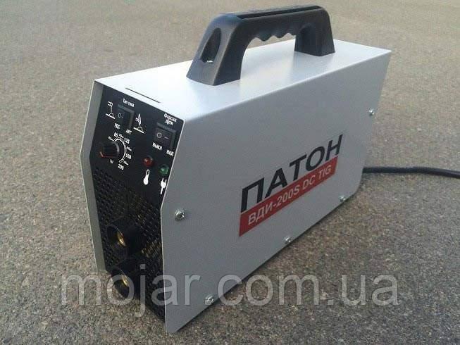 Зварювальний інвертор Патон Standard ВДИ-200S DC TIG