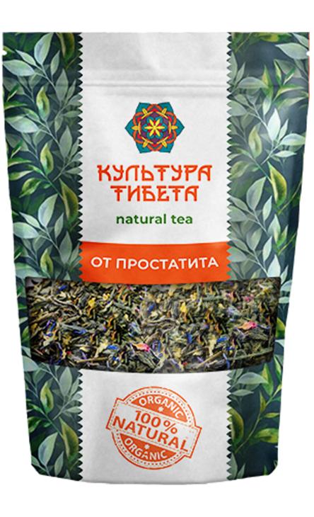 Чай для простатита простатиты без симптомов