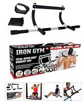 Навесной турник домашний Iron Gym (Айрони Джим) со жгутами. Американский оригинал!, фото 1