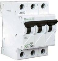 Автоматический выключатель EATON (Moeller) - PL4 B50/3