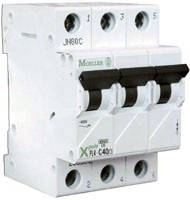 Автоматический выключатель EATON (Moeller) - PL4 B63/3