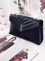 Елегантная женская сумочка SAINT LAURENT LouLou Monogram (реплика), фото 1