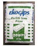 Шпаклёвка стартовая гипсовая Изогипс (Izogips) 30 кг. (Турция)