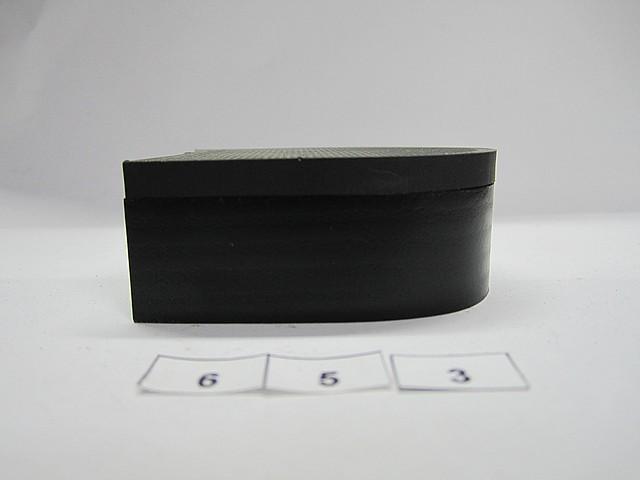 Каблуки женские пластиковые 2 см.