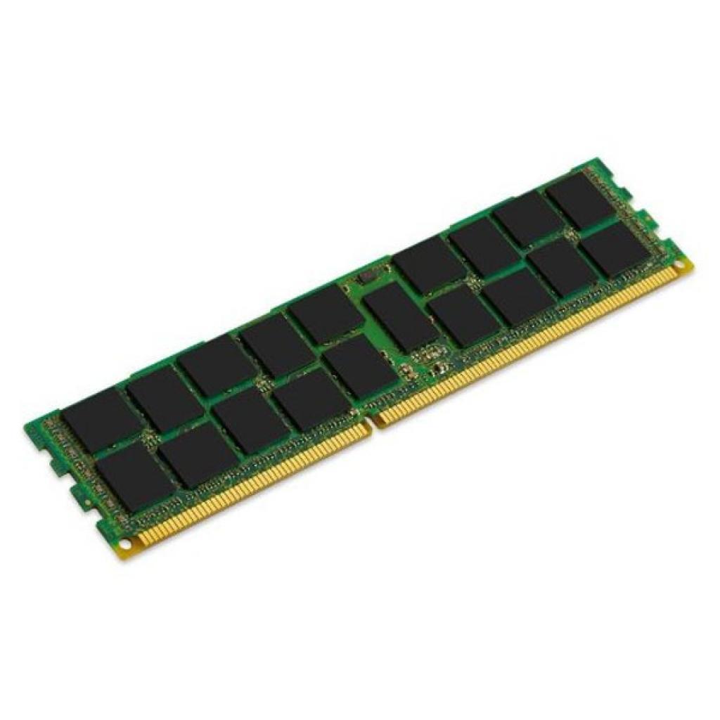 Модуль памяти для сервера DDR3 16GB ECC RDIMM 1600MHz 2Rx4 1.35/1.5V CL11 Kingston (KVR16LR11D4/16 / KVR16LR11D4/16HA)
