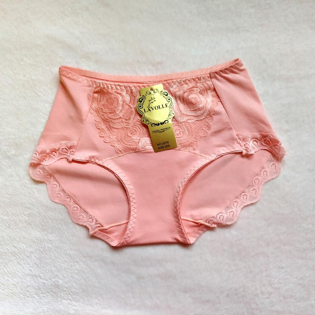Трусики Lavolle  нежно-розовые размер 46-48