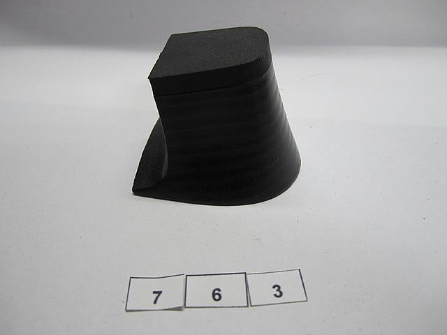 Каблук женский пластиковый 763 h-4см.